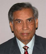 Dr. Krishan Lal, President CODATA